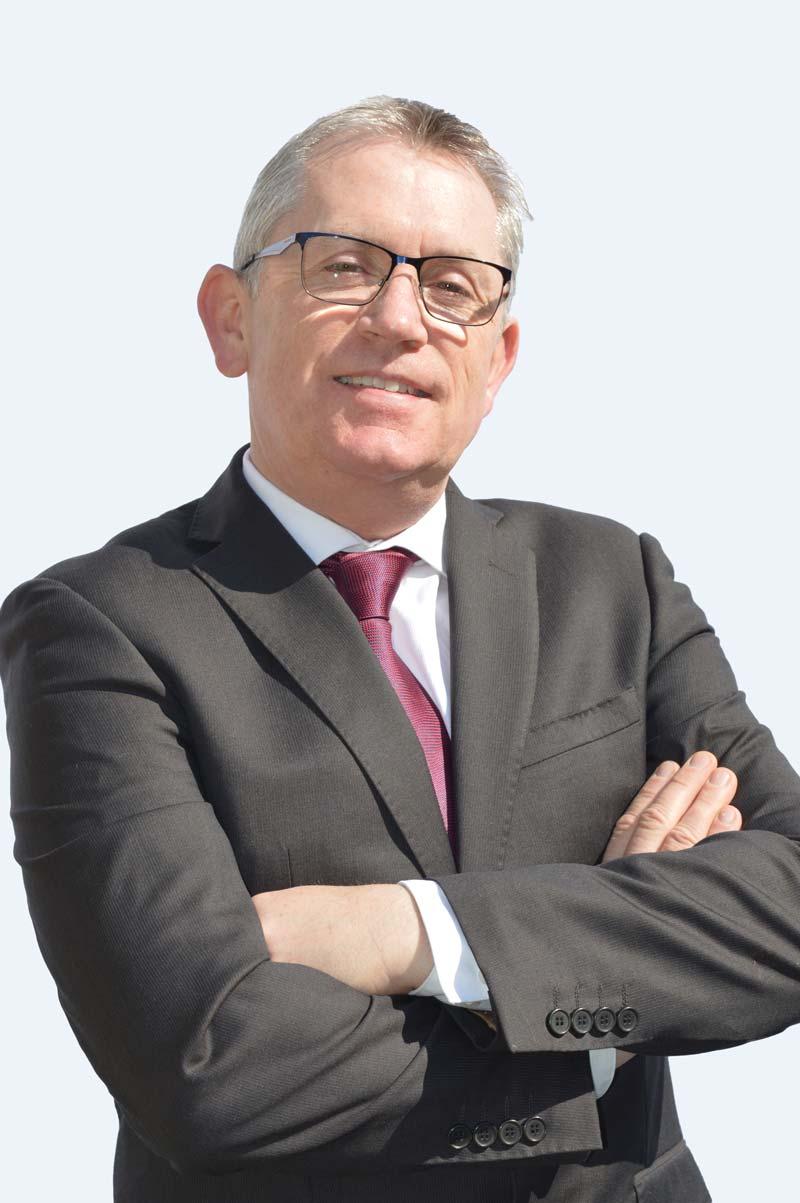 Alan Campbell. Managing Director of AVSecurity